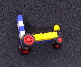 Homemade Toy Car: Turbo-charged Lego car - Geek Pack Hack